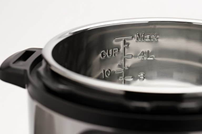 Look inside an electric pressure cooker to review Instant Pot prices